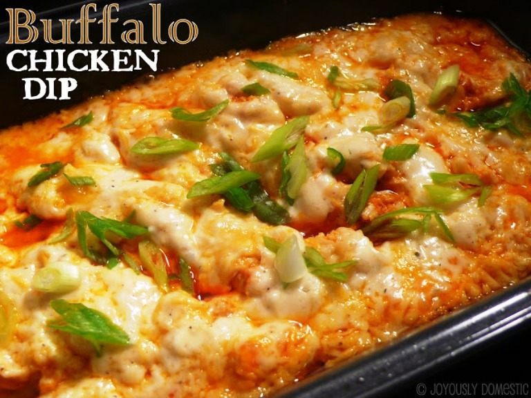 The Bestest Recipes Online: Buffalo Chicken Dip