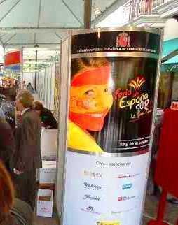 Feria de España 2012, inaugurada ayer