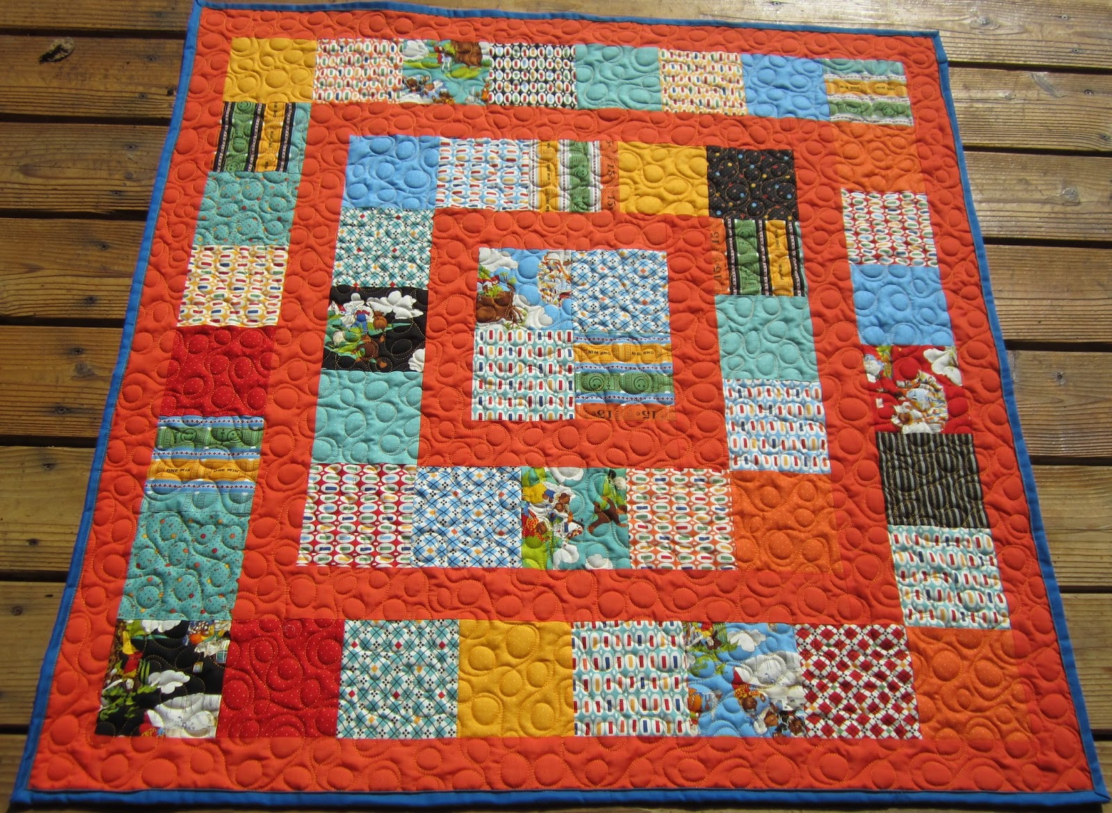 Sue Daurio's Quilting Adventures: 8 quilts for 100 quilts for kids : kids quilt - Adamdwight.com