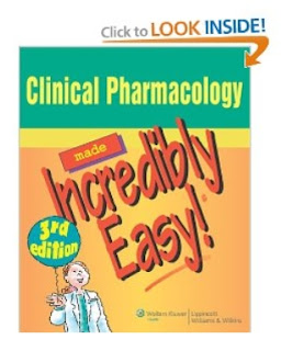 Clinical Pharmacology Made Incredibly Easy 3rd Edition PDF
