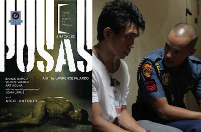 Lawrence Fajardo's Posas won Best Feature Film a the 2012 Hanoi International Film Festival