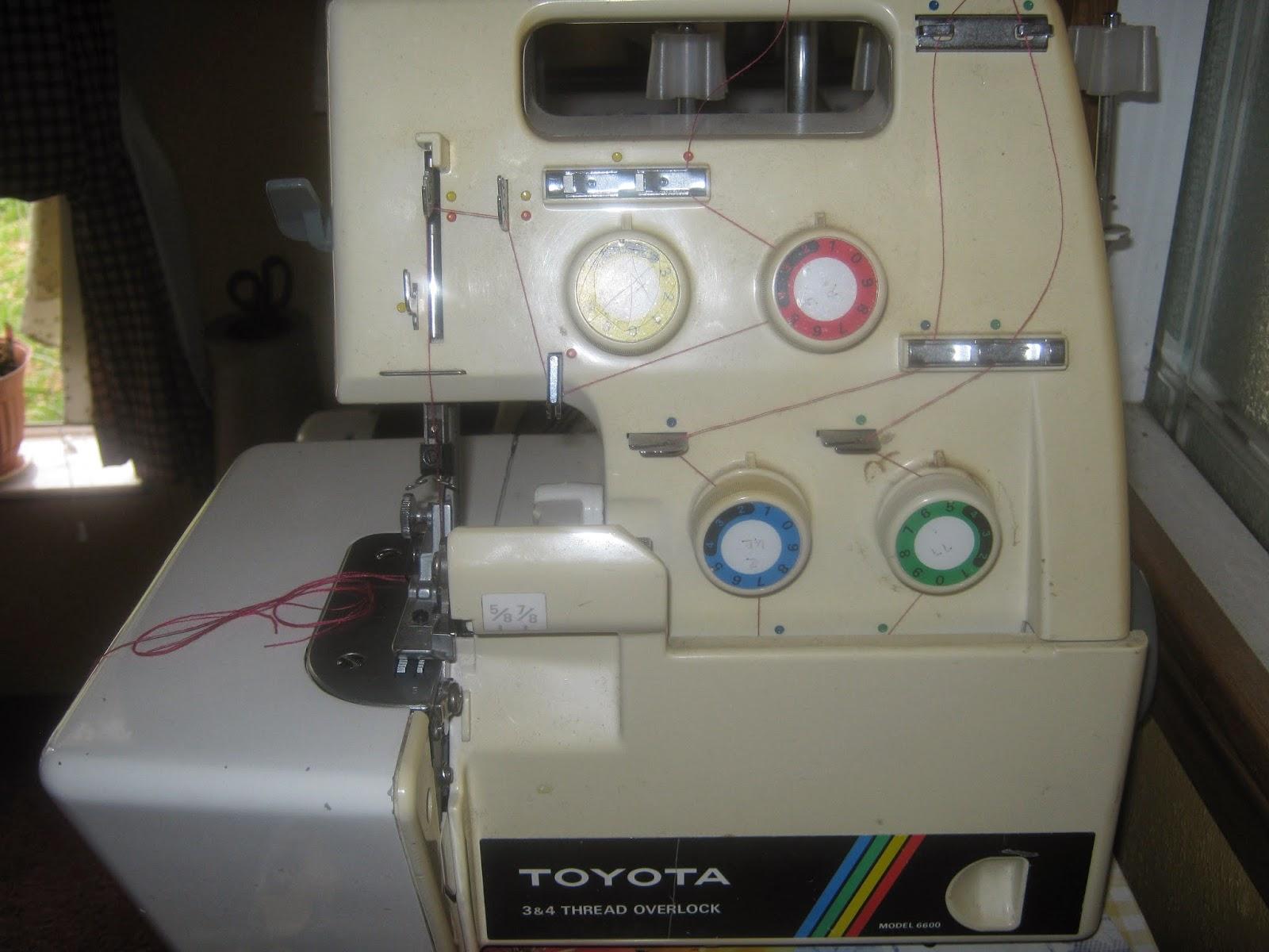 Toyota Server 1984 www.sewplus.blogspot.com