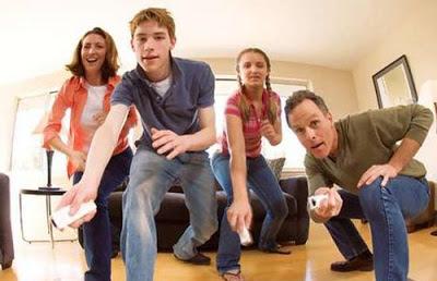 Ventajas Videojuegos y la familia