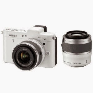 Flipkart: Buy Nikon 1 V1 Mirrorless Camera with 10-30 mm & 30-110 mm Lenses at Rs.31879