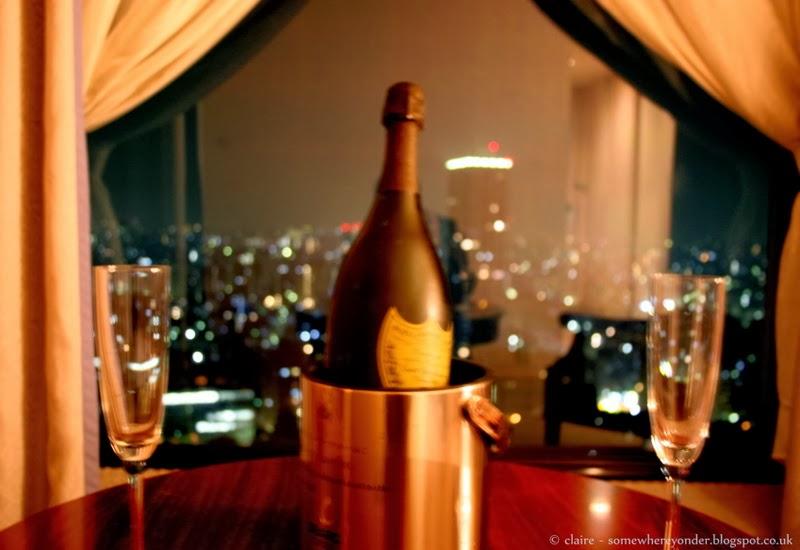 Celebrating - Hyatt Regency Tokyo