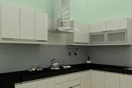 Wujudkan Kenyamanan Interior Kitchen Set Rumah Anda dengan Jasa Desain Interior Kami