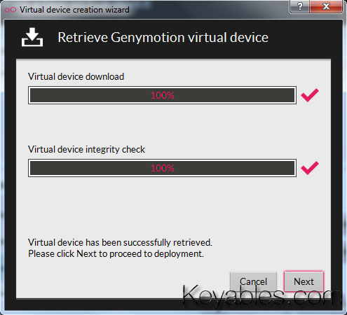 Genymotion Android VM Download