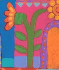 Ofrenda del Día de muertos en nahuatl