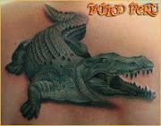 fotos de tatuajes - los mejores tatuadores estan en warriors peru: tatuajes . tatuajes de cocodrilos