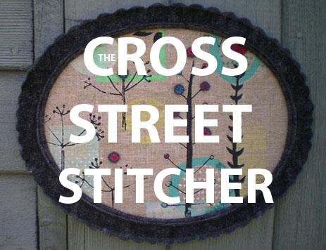 The Cross Street Stitcher