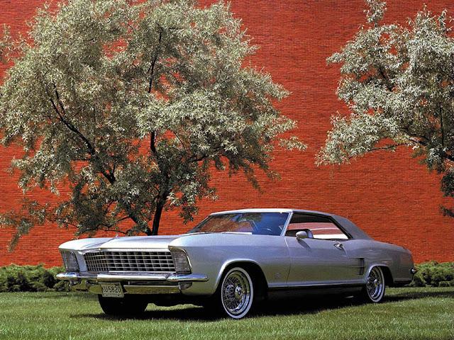 ビュイック・リヴィエラ 初代-3代目 | Buick Riviera (1963-73)