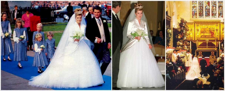 Princess margaret royal wedding