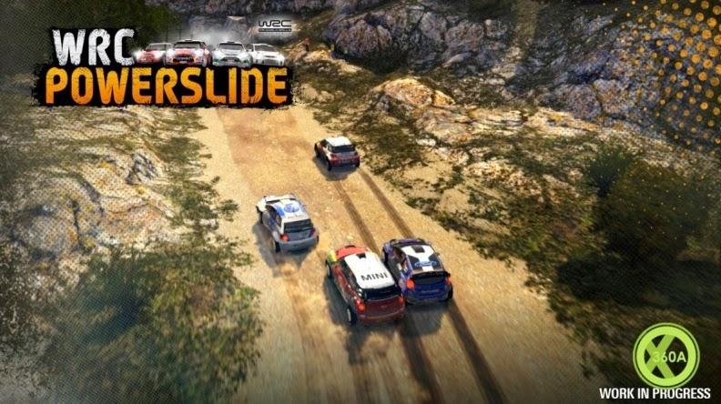 WRC-Powerslide