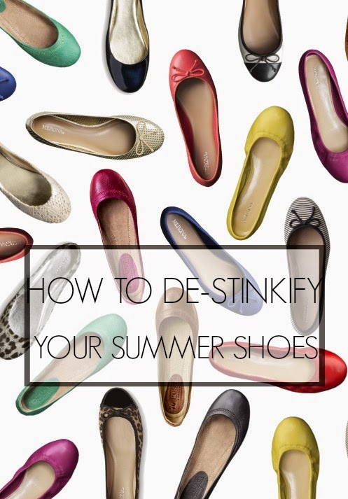 BEAUTY & THE BEARD: best tips: how to de-stinkify your ...