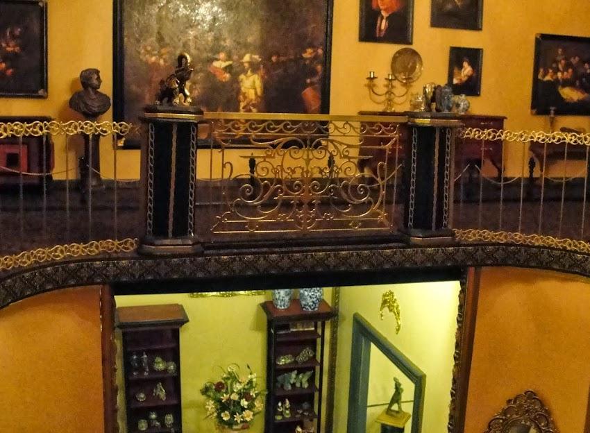 Het miniatuur Museum.