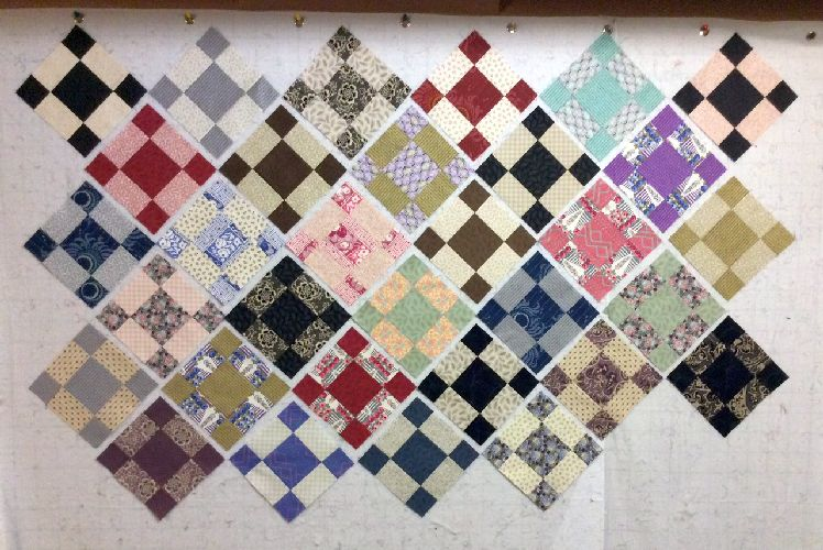 52 Quilts In 52 Weeks Wip Wednesday Downton Abbey