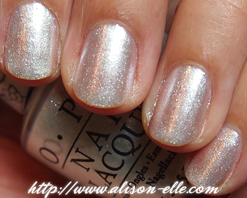 alison*elle | Vancouver fashion, beauty, and lifestyle blog: OPI x ...