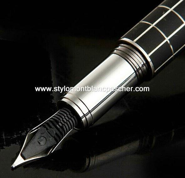 stylo mont blanc starwalker pas cher