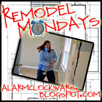 Remodel Mondays - lessons I learned
