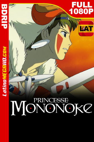 La princesa Mononoke (1997) Latino HD BDRip 1080P ()