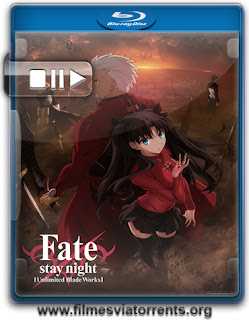 Fate/Stay Night : Unlimited Blade Works 2 Torrent - BluRay Rip