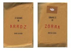 22 GRANOS DE ARROZ