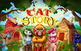 Hack Cat Story v1.3.5 cho Android