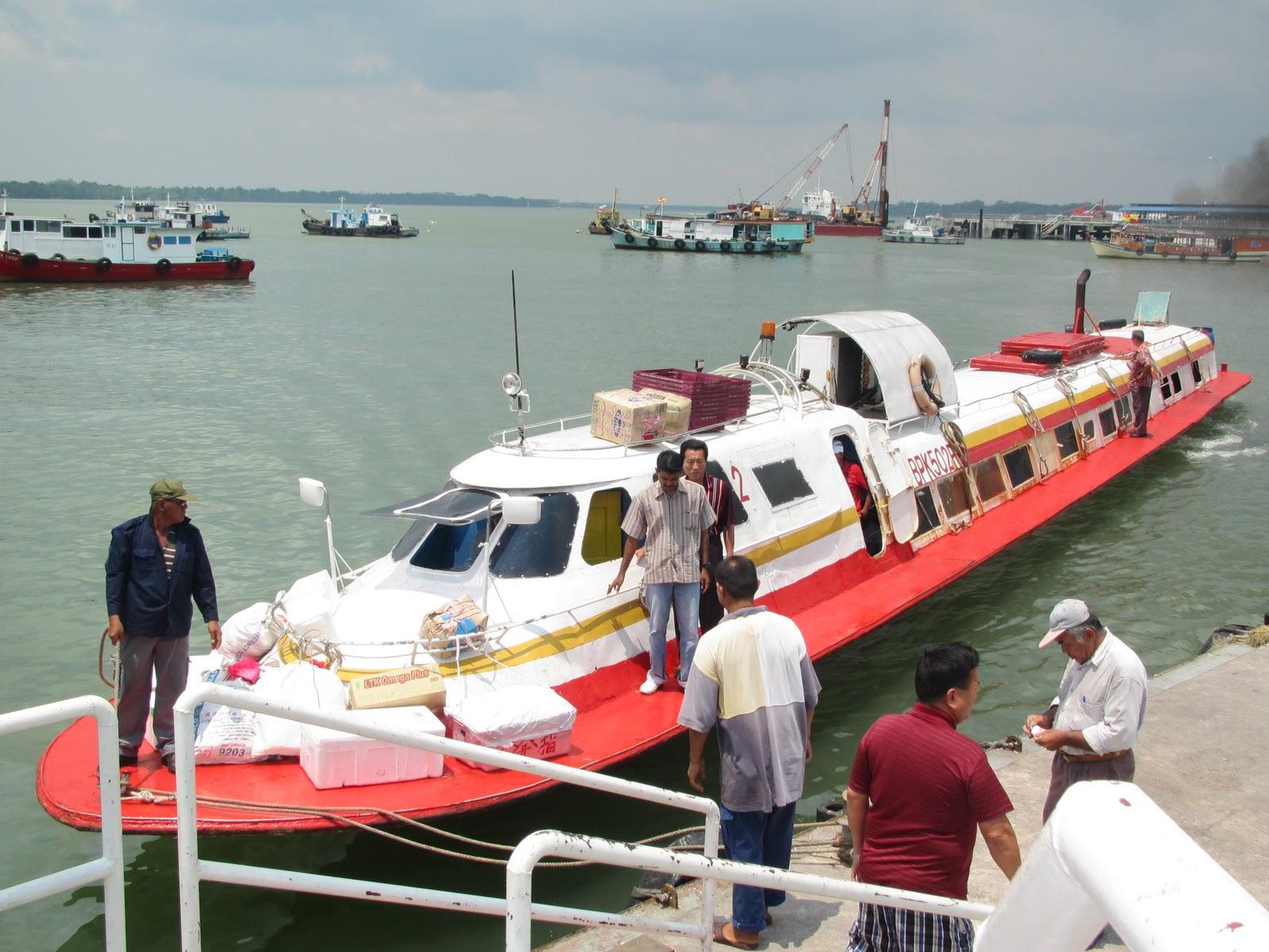 Image result for pulau ketam speed boat