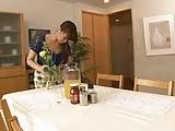 Hot Japanese Lesbians (Maids taking care of all house needs) | Kontol Memek