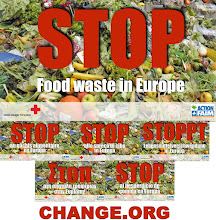 "Signez notre Pétition ""Stop au gâchis alimentaire en Europe - Stop Food Waste in Europe !"""