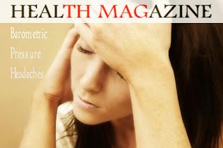 Barometric Pressure Headaches Overview