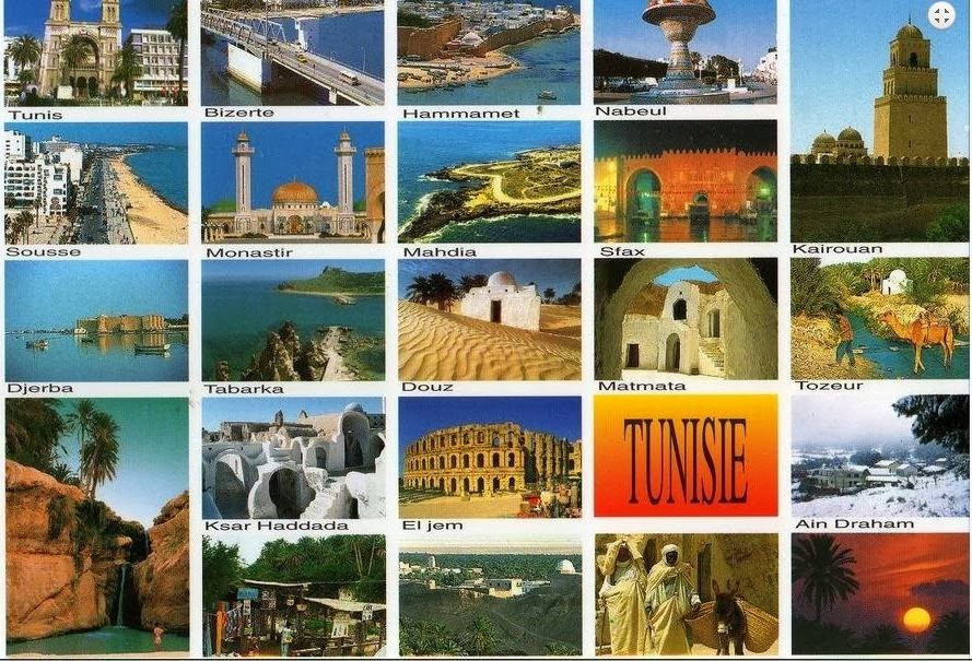 Tunisia all photos