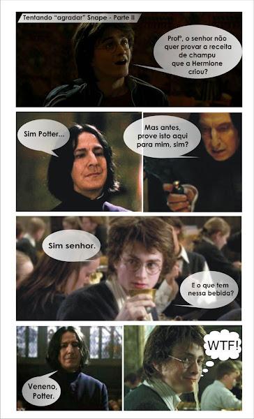 Ossos Graúdos #1: 'Agradando Snape' | Ordem da Fênix Brasileira