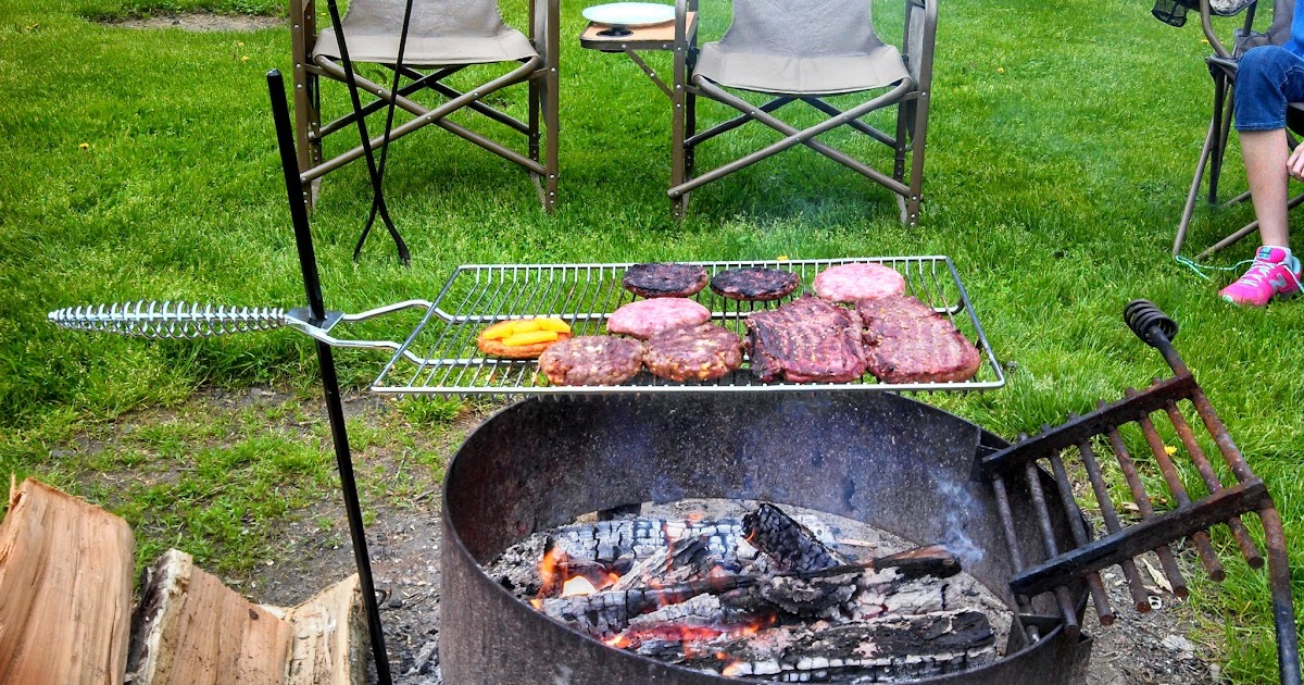 RVupgrades Blog Campfire Cooking This Summer With The