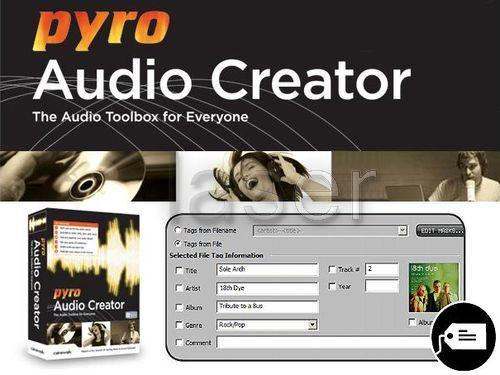 Cakewalk Pyro AudioCreator 1.5.2