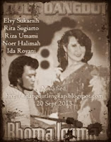 Album Soneta vol 1-4 Rhoma Irama, Elvy Sukaesih, Rita Sugiarto.