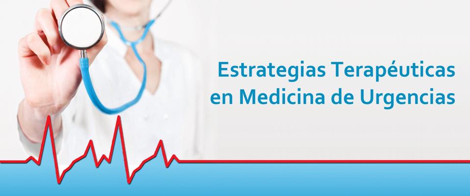 Estrategias Terapéuticas en Medicina de Urgencias