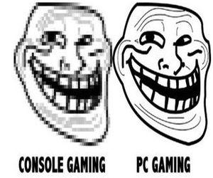 【ゲーム】 PCと家庭用ハードの違いをわかりやすく表した画像
