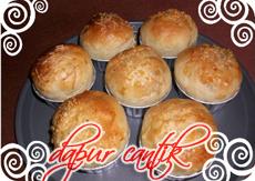 Gambar Masakan Roti Manis Isi Keju Dapur Cantik