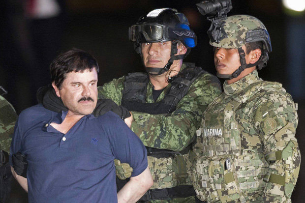 Mexican drug lord 'El Chapo' is reported to have been interested in buying Chelsea