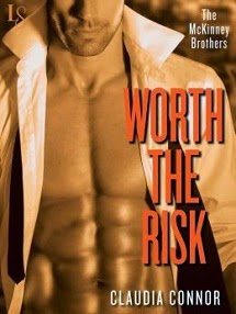 Worth the Risk (The McKinney Brothers #2)