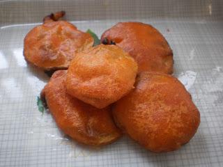 deep fried potato recipe/kizhangu bhaji/potato fritters