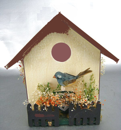 Building Bird Houses