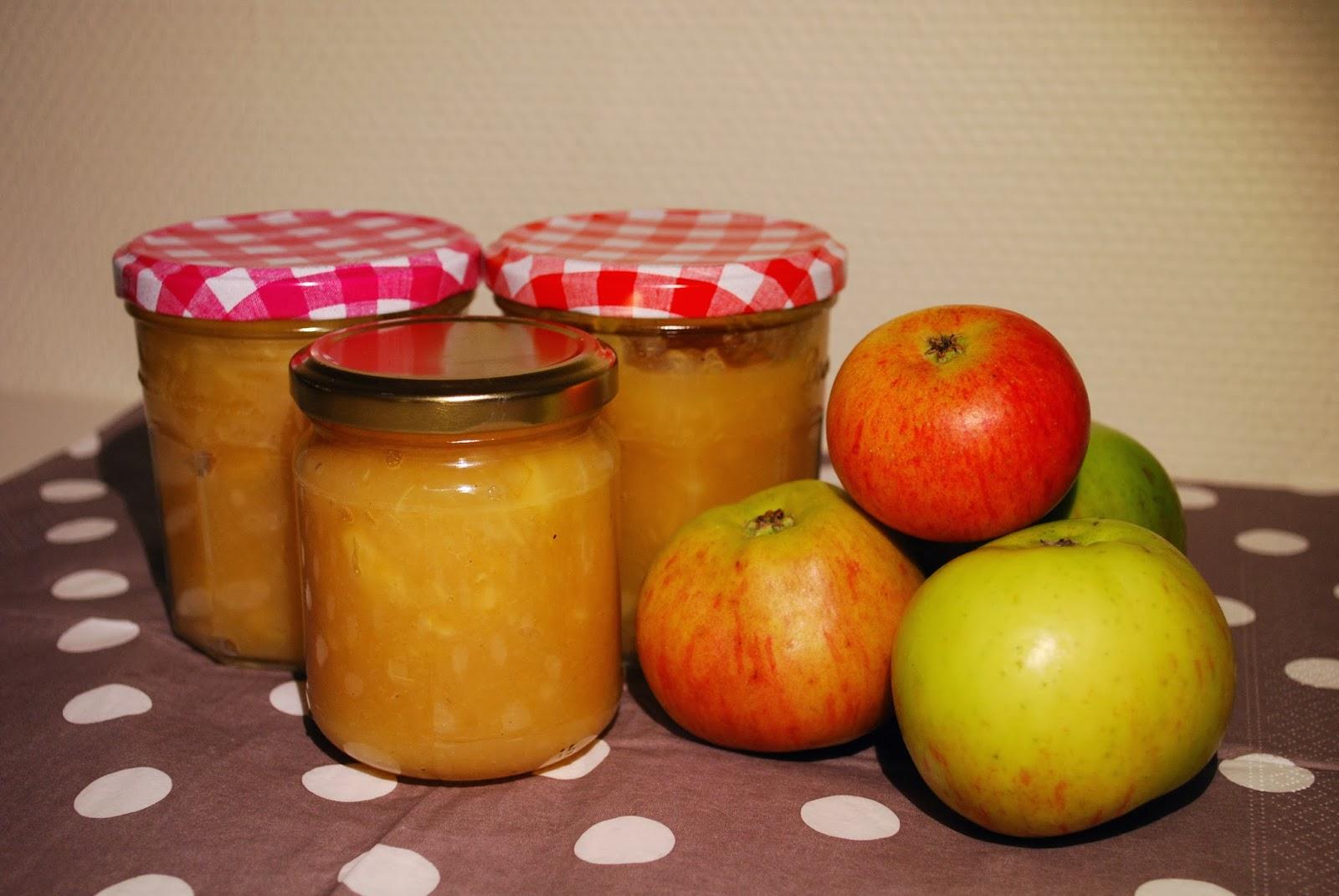 Invitation au fait maison compote de pommes du verger - Compote de poire maison ...