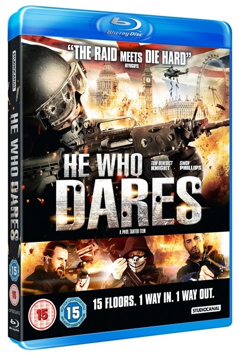 He Who Dares (2014) BluRay 720p