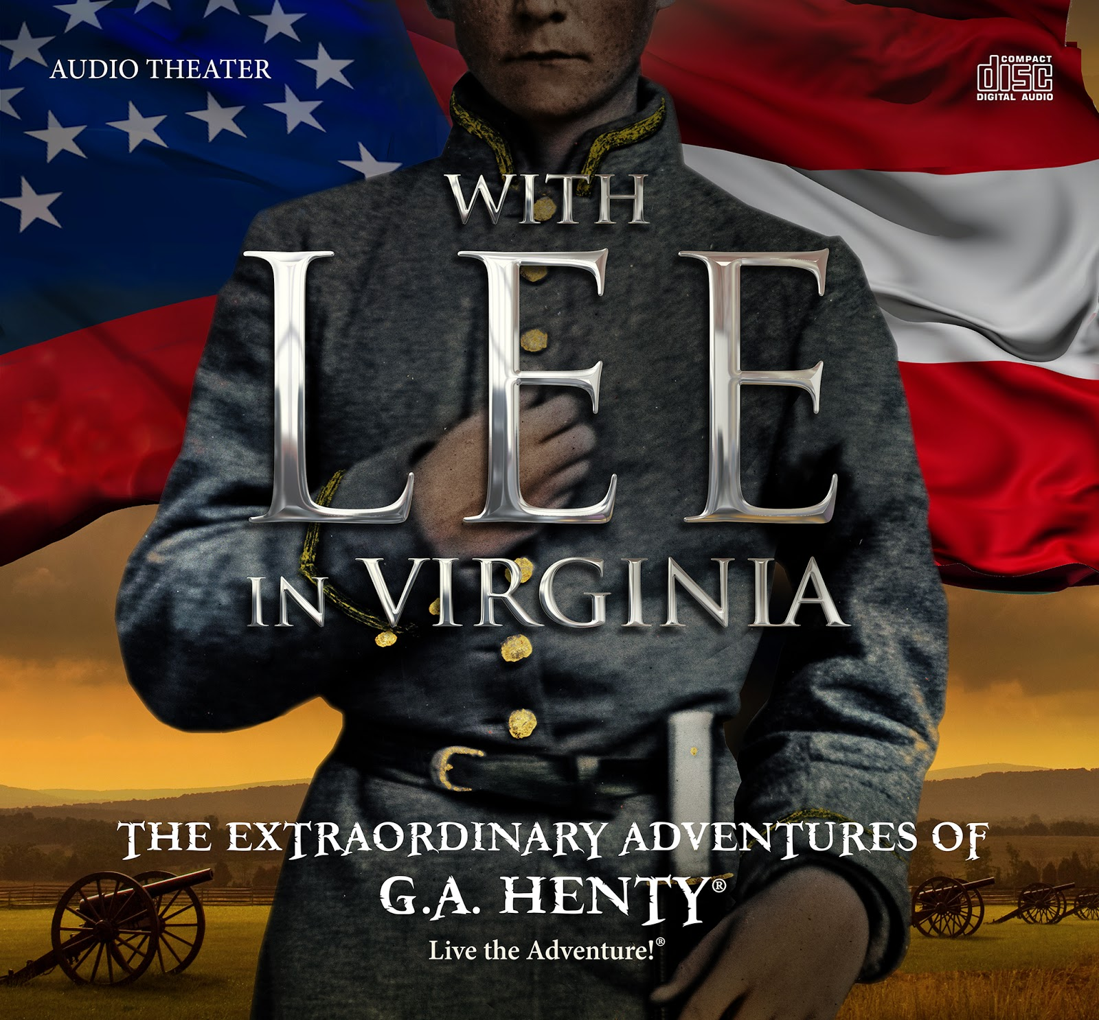 With Lee in Virginia - coming soon from Heirloom Audio Productions
