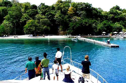 Objek wisata Pulau Moyo 4
