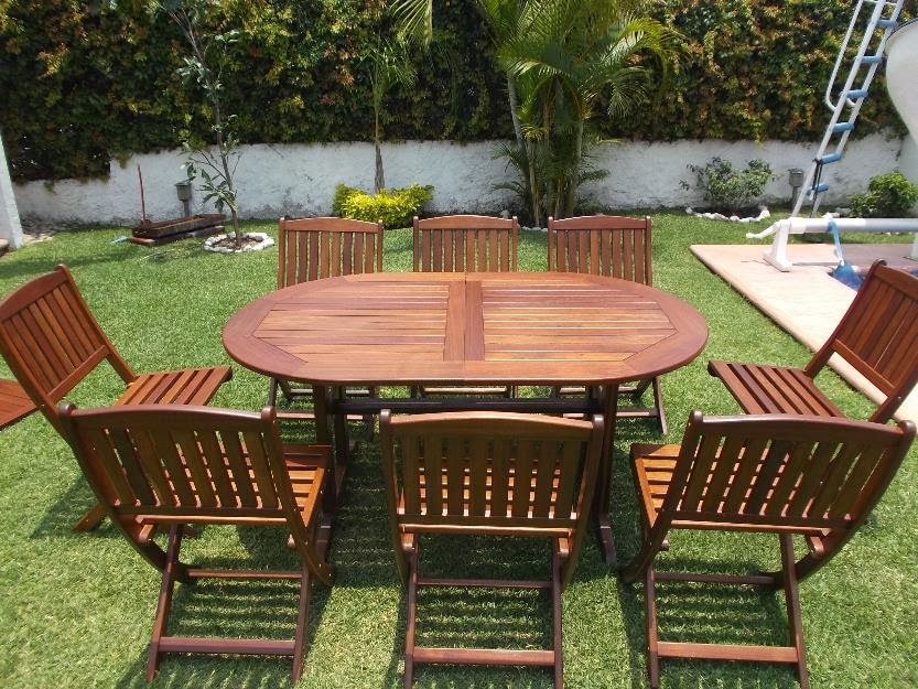 Mobiliario para jardin dise os arquitect nicos for Mobiliario de jardin ofertas