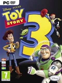 Toy Story 3: The Video Game PC Box