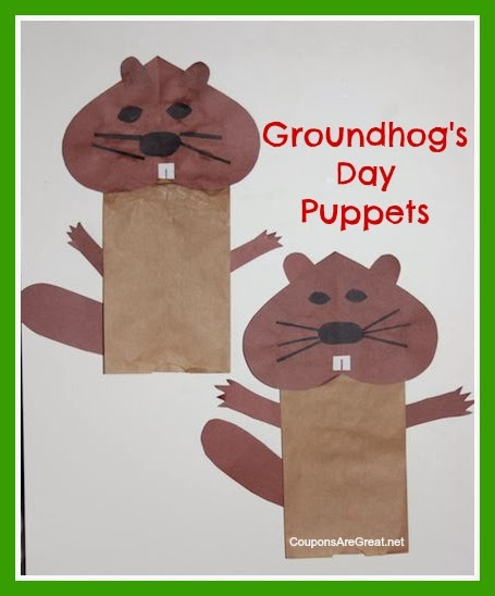 Groundhogs Day Fun For Little Kids